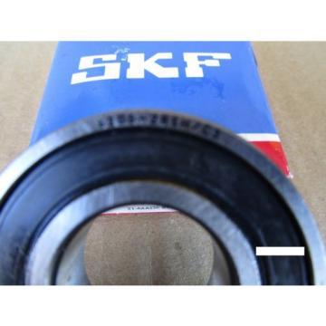 SKF Stainless Steel Bearings-6205-2RSH C3  Single Row Ball Bearing