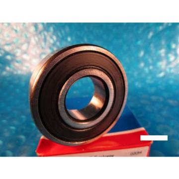 SKF Stainless Steel Bearings-6204-2RSH C3 Single Row Ball Bearing (=2 FAG, NSK, KOYO)