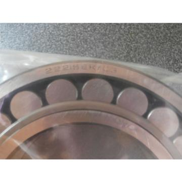 SKF Stainless Steel Bearings-22215 EK/C3 Spherical Roller Bearing
