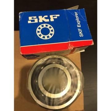 SKF Stainless Steel Bearings-Explorer 3308 ATN9 C3 Double Row Ball Bearing Angular New NIB Austria