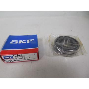 NEW SKF Stainless Steel Bearings-Explorer 22207 E/C3 Spherical Roller Bearing
