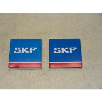SKF Stainless Steel Bearings-EXPLORER BEARING ( 2) 6009 2RSJEM