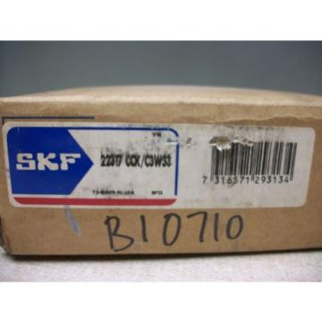 SKF Stainless Steel Bearings-22317 CCK/ C W33 Spherical Roller Bearing