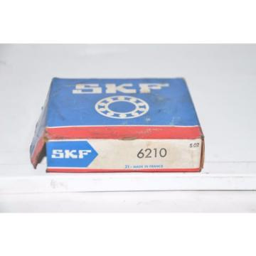 6210 SKF Stainless Steel Bearings-New Single Row Ball Bearing
