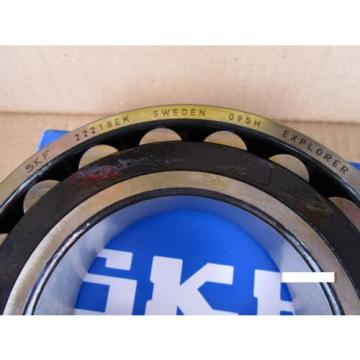 SKF Stainless Steel Bearings-22218 EK, 22218EK,Explorer Spherical Roller Bearing (FAG,NTN,NSK,Torrington)