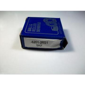 SKF Stainless Steel Bearings-6201-2RS1 Bearing, *NEW*