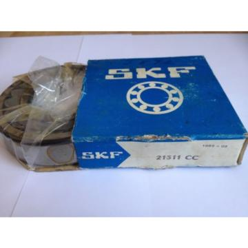 21311 CC SKF Stainless Steel Bearings-Best New Spherical Roller Bearings Made In France