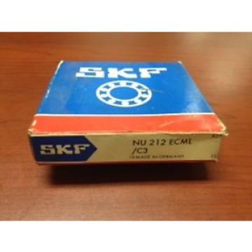 SKF Stainless Steel Bearings-NU212 ECML/C3 New Bearing ECP/C3 & ECJ are the same