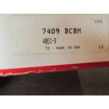 SKF Stainless Steel Bearings-7409BCBM BEARING