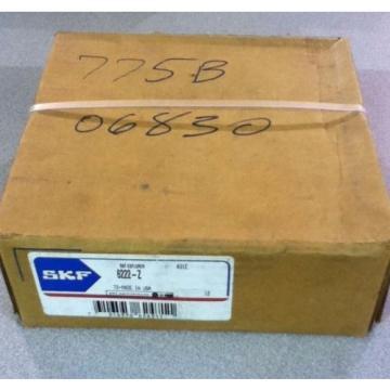 NEW IN BOX SKF Stainless Steel Bearings-ROLLER BALL BEARING 6222-Z