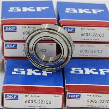2   6005  BALL BEARING HIGH QUAILTY Stainless Steel Bearings 2018 LATEST SKF