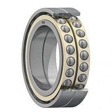 5212NR, Double Row Angular Contact Ball Bearing - Open Type w/ Snap Ring
