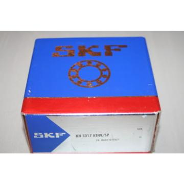 NEW SKF Stainless Steel Bearings-NN3017 KTN9/SP Super Precision Cylindrical Bearing Perfect, UNOPENED