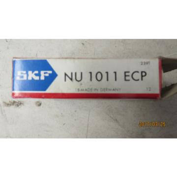 SKF Stainless Steel Bearings-NU1011 ECP brgs