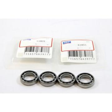 SKF Stainless Steel Bearings-61081 Deep groove ball bearings, single row 6 bearings