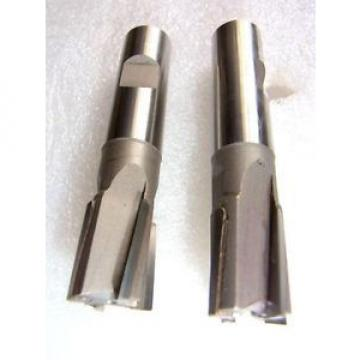 2x milling cutters ø 0 11/16in Shaft 0 5/8in HM 4 Finishing M2.1B
