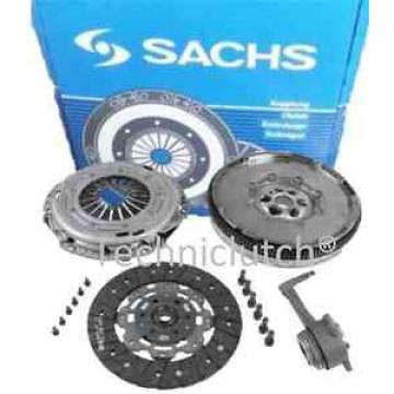 VW PASSAT 2.0TDI 2.0 TDI 16V SACHS DMF FLYWHEEL, SACHS CLUTCH AND SLAVE BEARING