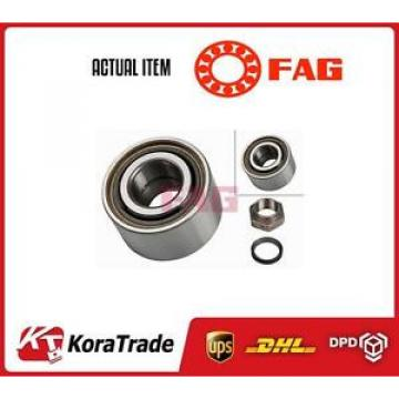 FAG Bearings WHEEL BEARING KIT OE QUALITY 713 6402 80