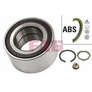 RENAULT MEGANE Wheel Bearing Kit Front 1.5,1.9,2.0 2002 on 713630850 FAG Quality