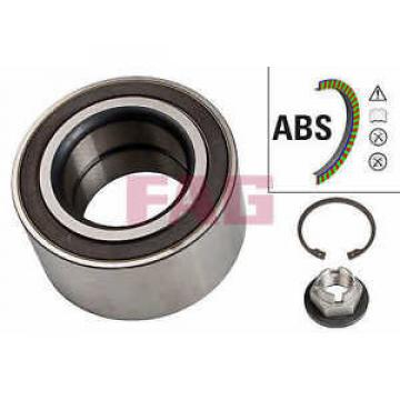 FORD TRANSIT 1.0 Wheel Bearing Kit Front 2013 on 713678970 FAG 1796001 Quality