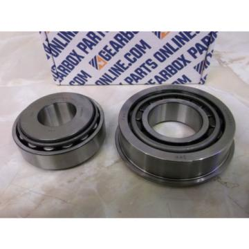 Pair FAG Bearings 576582 568082  44.4x95x27.5  &  567486  31.7x79.2x29.4