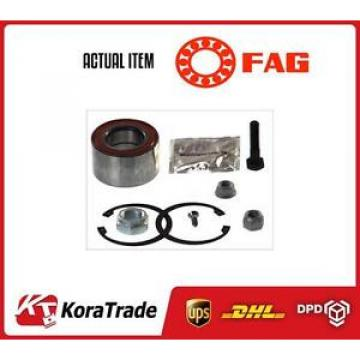 FAG Bearings WHEEL BEARING KIT OE QUALITY 713 6101 80