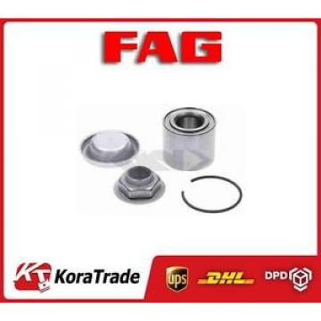 713650610 FAG RIGHT WHEEL BEARING KIT HUB