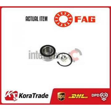 FAG BEARINGS WHEEL BEARING KIT OE QUALITY 713 6677 90