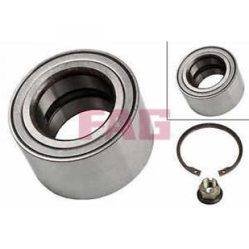 Wheel Bearing Kit fits NISSAN INTERSTAR X70 2.2D Front 2002 on 713630790 FAG New