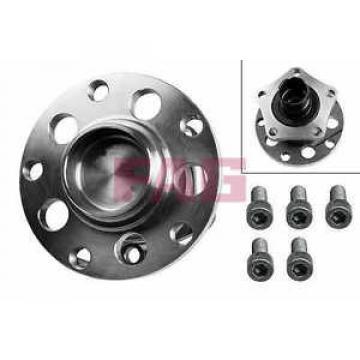 SKODA SUPERB 3U 2.0 Wheel Bearing Kit Rear 01 to 08 713610500 FAG 8E0501611J New
