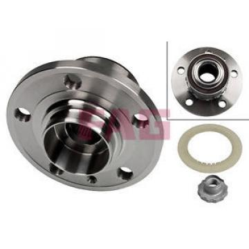 Seat Cordoba (02-09) FAG Front Wheel Bearing Kit 713610470