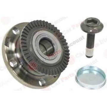 New FAG Wheel Hub with Bearing, 8E0 598 611 C