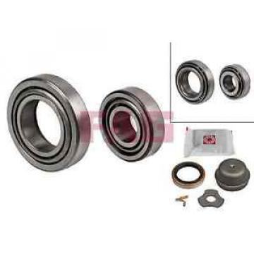 Wheel Bearing Kit 713667490 FAG Mercedes-Benz Porsche New