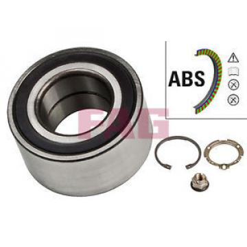 Nissan Micra Mk3 (03-10) FAG Front Wheel Bearing Kit 713630840