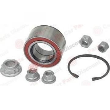 New FAG Wheel Bearing Kit, 1H0 498 625