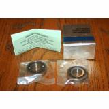 (Set of 2) Barden 102-HDL Super Precision Bearings (SKF Stainless Steel Bearings-7002 CDP4A DGA)  NEW