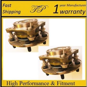 Front Wheel Hub Bearing Assembly fit TOYOTA TACOMA (4WD 4X4) 2005-2013 (PAIR)